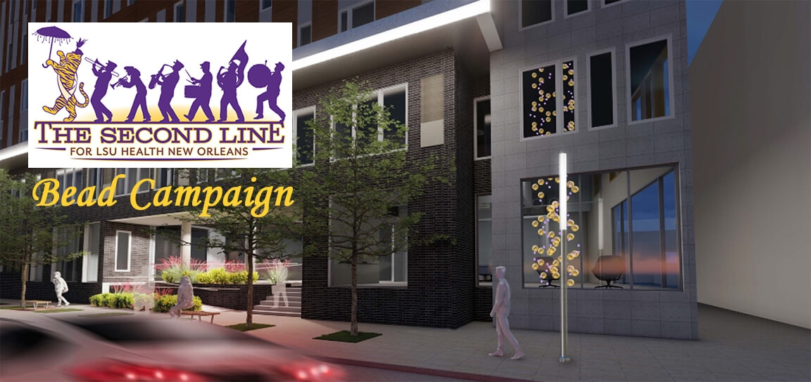 The Second Line Bead Campaign